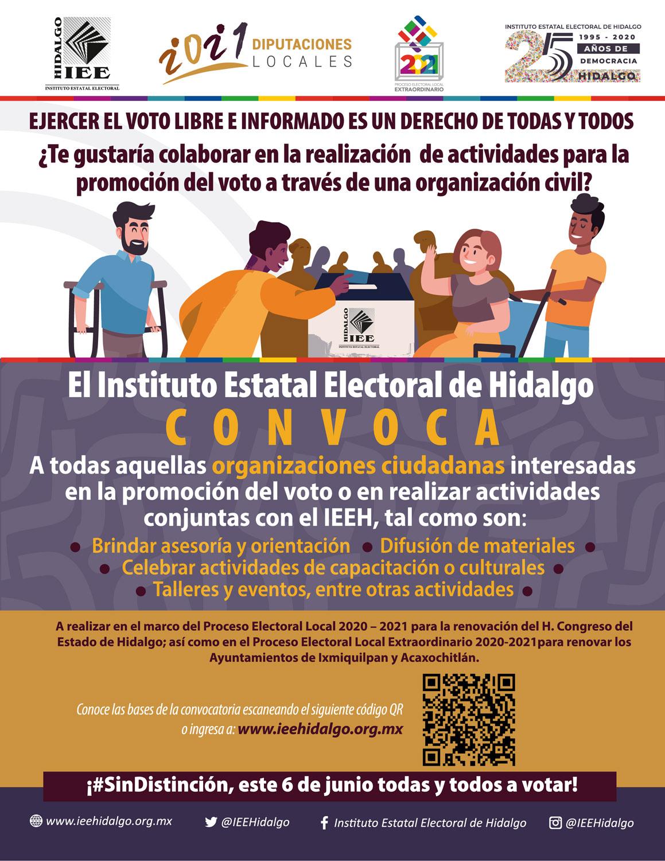 convocatoria organizaciones ciudadanas