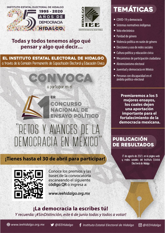 CONVOCATORIA CRITERIO 16.12.20